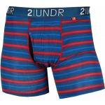 2UNDR Swing Shift Stripe Boxer Briefs